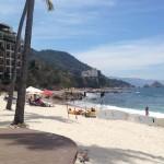 Beachside at Garza Blanca Preserve Resort & Spa.