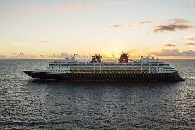 The Disney Magic will focus on European itineraries.