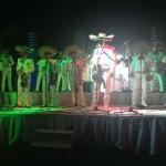 Grand mariachi band at the closing party of the Gala Vallarta-Nayarit 2014.