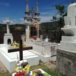 Graveyard in El Tuito.