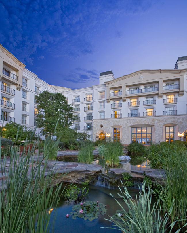 La Cantera Hill Country Resort. (Photo courtesy of Destination Hotels & Resorts.)