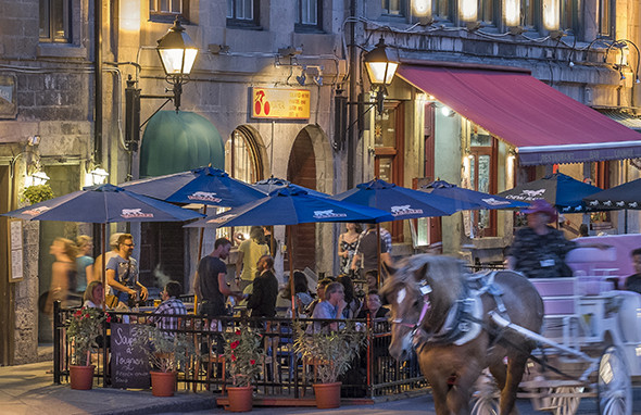 Montreal offers summer Sweet Deals at various hotels. (Photo credit  TQ/ S. Poulin.)
