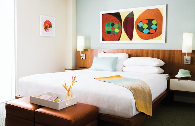The Shoreline Hotel in Waikiki (A Joie de Vivre property).