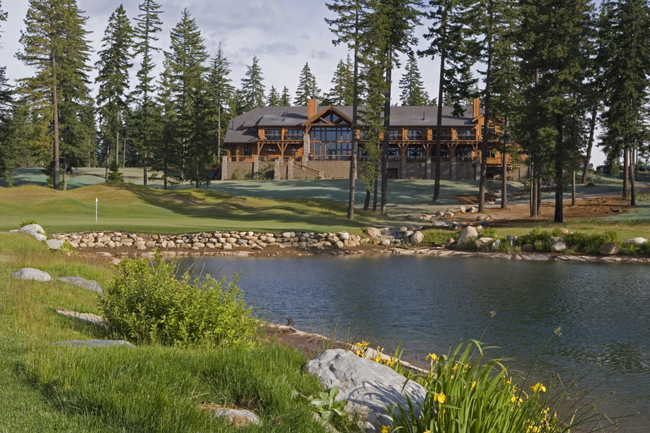 The Suncadia Resort. (Photo courtesy of Destination Hotels & Resorts.)