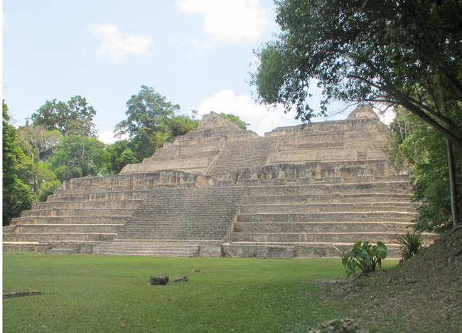 Belize has an amazing inventory of Maya ruins.