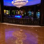 The Blue bar is one of three bars at El San Juan Resort & Casino's lobby.