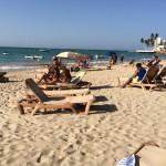 The beach of El San Juan Resort & Casino.