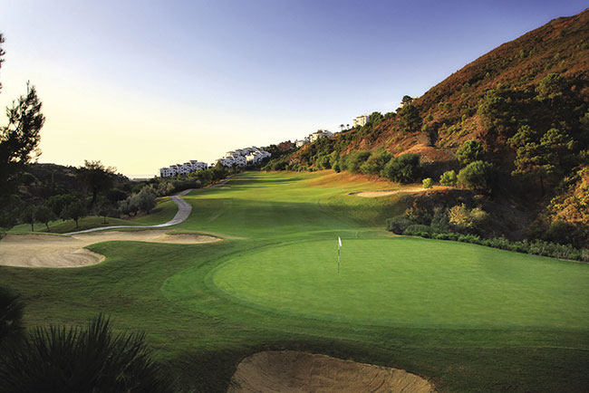 The Greens at Melia La Quinta Golf & SPA Resort in Marbella