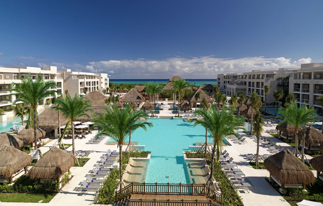 Agents earn cash rewards with Paradisus and Melia Resorts bookings.