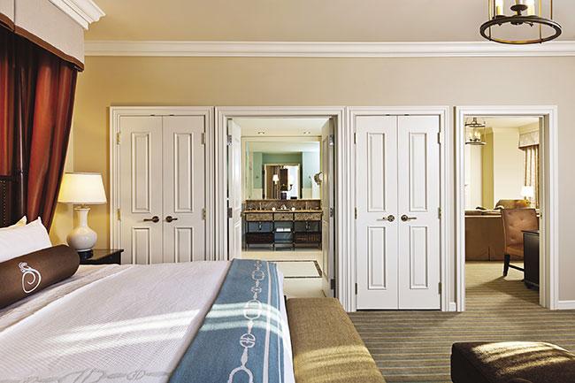 Blue Ribbon Suite at Salamander Resort & Spa
