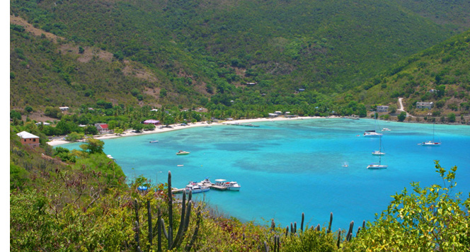 The British Virgin Islands are now more accessible to travelers.