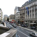 Cologne's city center.