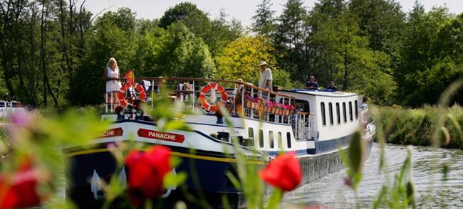 European Waterways' Panache Tulip Cruise.
