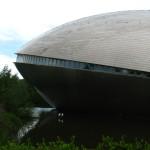 The Universum Science Center in Bremen.