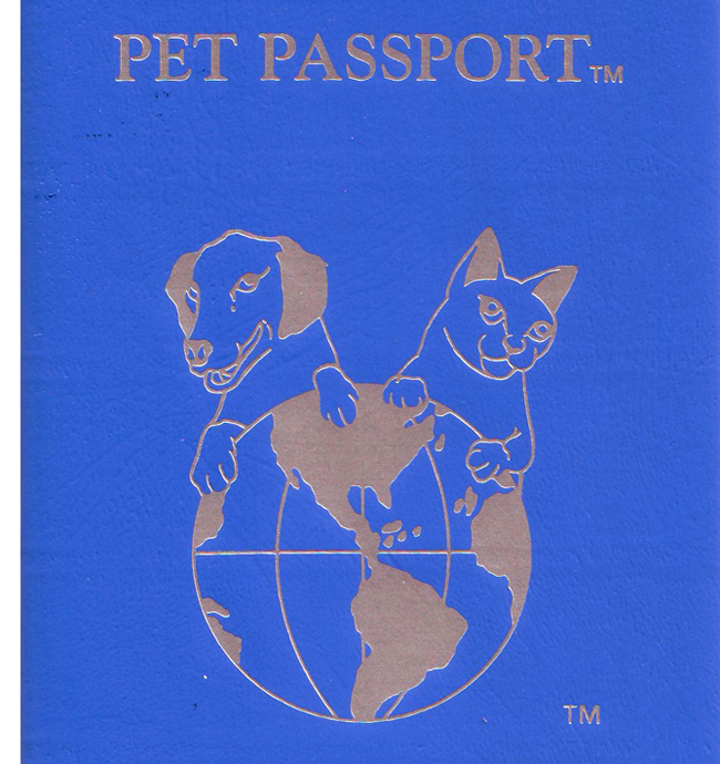 Track pets flier miles with El Al Israel's Pet Passport.