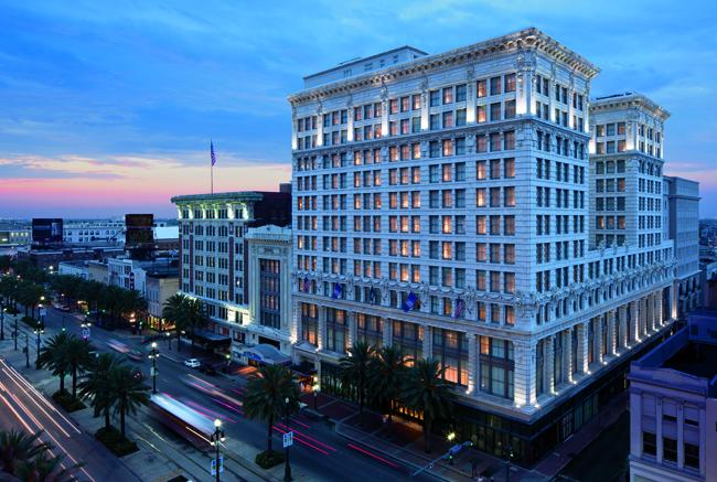Ritz Carlton New Orleans.