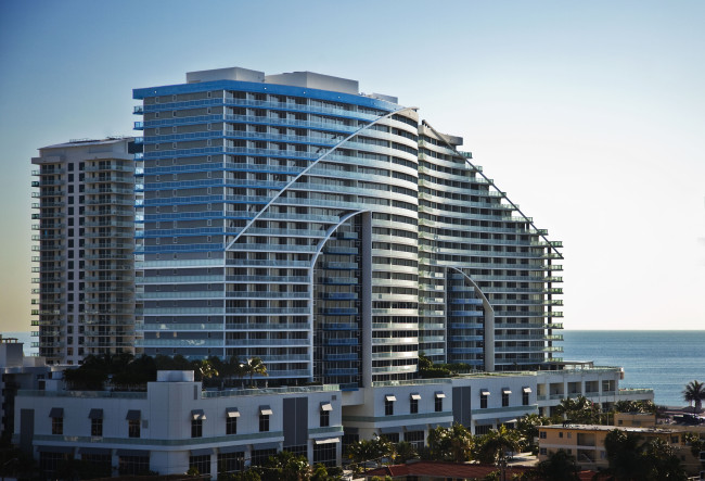 Bring your pets along when traveling to various W Hotels, including the W Fort Lauderdale.