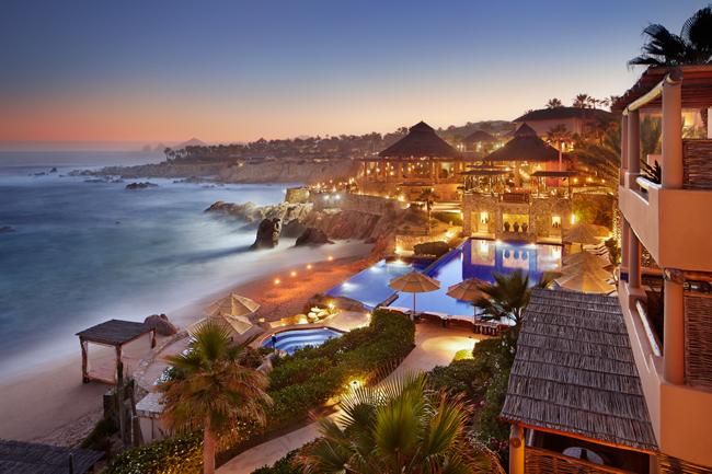 Esperanza, Esperanza, An Auberae Resort in Cabo San Lucas.