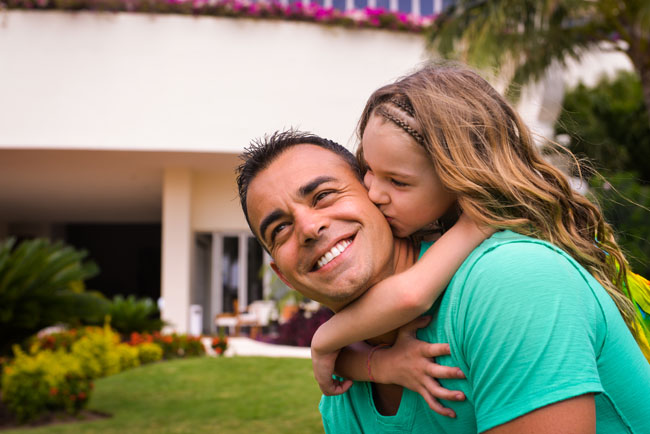 Single parents receive perks at Grand Velas Resorts.