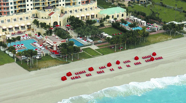 Family escapes at Acqualina Resort & Spa on the Beach with packages valid through Sept. 30.