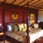 Deluxe 2-bedroom suite.
