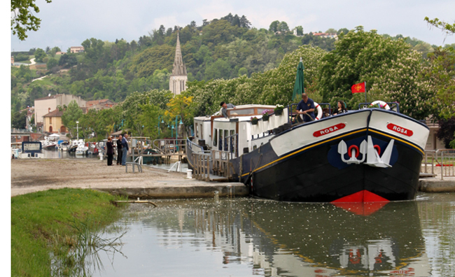 Travel Agents can participate in various FAMs with European Waterways.
