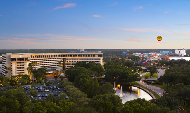Hilton Orlando Lake Buena Vista in Downtown Disney Resort Area offers First Responder rates.