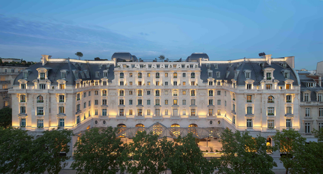 The Peninsula Paris opens Aug. 1.