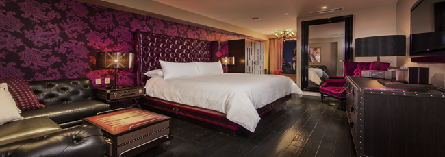 The suites at The Cromwell mix elegance with old-world charm.