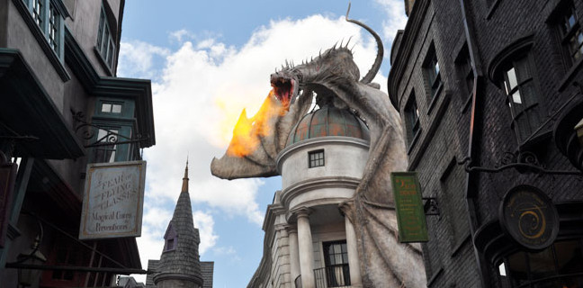 Diagon Alley At Universal Orlando Is Full Of Magic Recommend