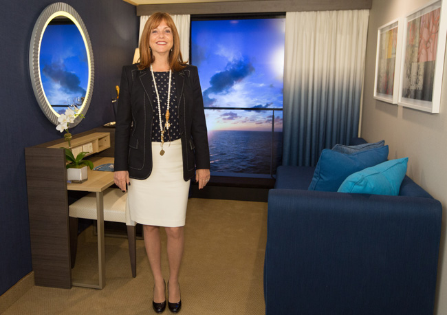 Vicki Freedman, of Royal Caribbean, offers agents tips and insights.
