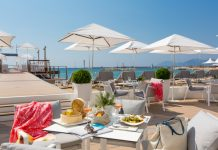 Hotel Majestic Barriere in Cannes