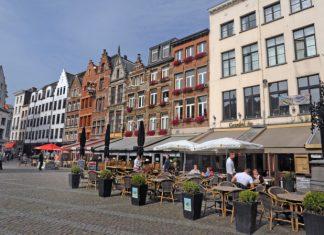 Antwerp in Flanders