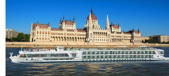 Cox & Kings introduces river cruise journeys.