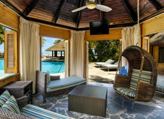 Cabanas at El San Juan Resort & Casino