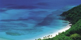 Caneel Bay in St. John offers pristine surroundings