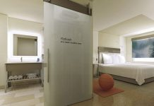 Minimalist and wellness-focused accommodations at EVEN Hotels.