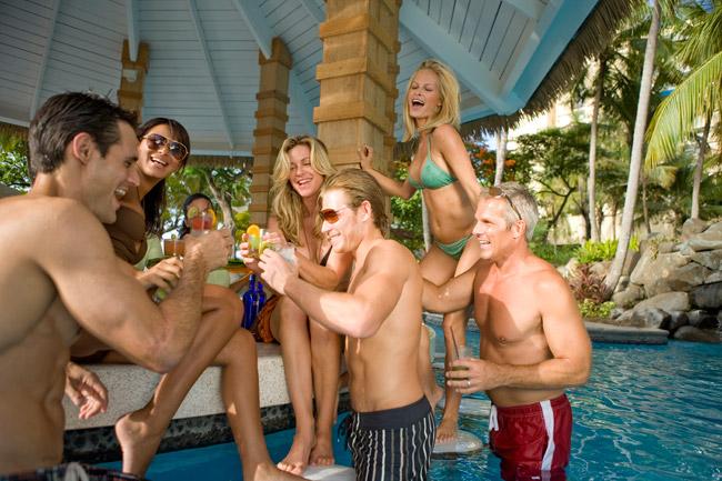 Veuve Clicquot Labor Day Experience at El San Juan Resort & Casino.