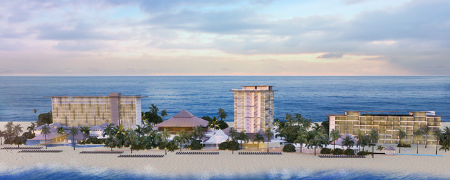 Moon Palace Jamaica Grande opens in 2015.