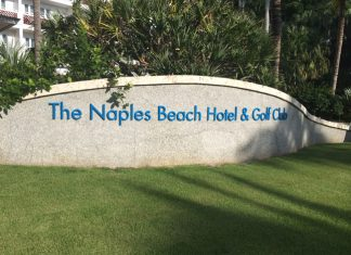 Naples Beach Hotel & Golf Club.