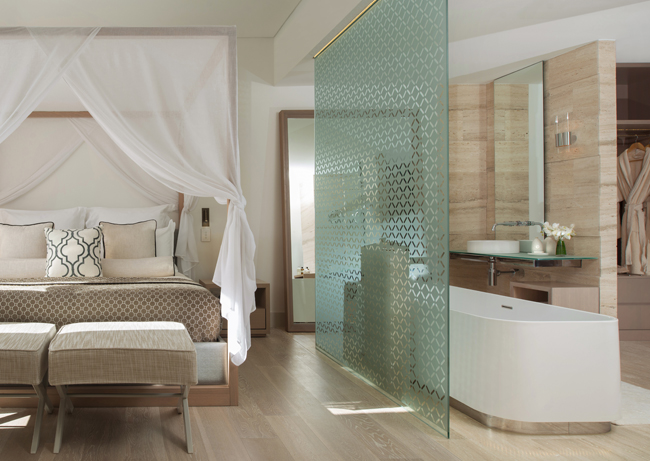 Luxe accommodations at One&Only Hayman.