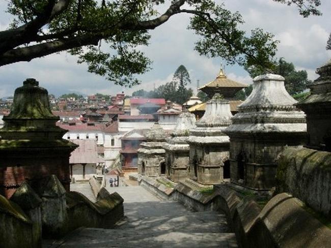 Views of Pashupati. (Photo courtesy of SITA India.)