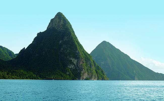 It's Saint Lucia Travel Agent Month time.