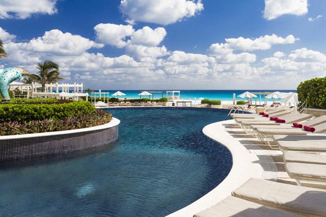 Sandos Cancun Luxury Experience.