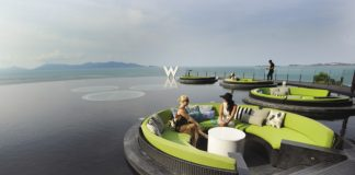 W Retreat Koh Samui in Thailand