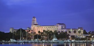 The Vinoy Renaissance St. Petersburg Resort & Golf Club in Florida