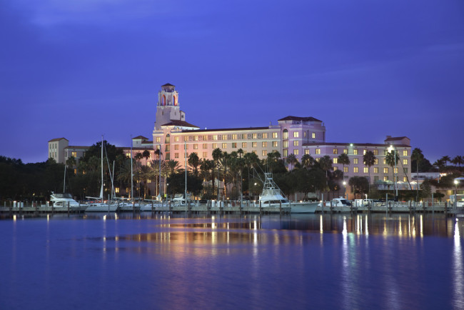 The Vinoy Renaissance St. Petersburg Resort & Golf Club in Florida