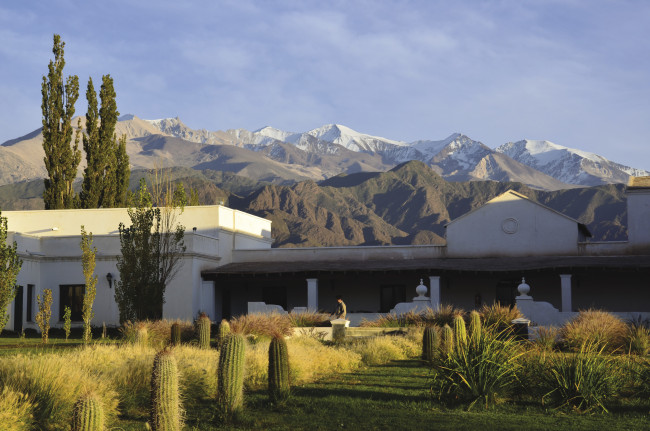 La Merced del Alto is sometimes the lodge of choice on Culture Xplorers' trips.