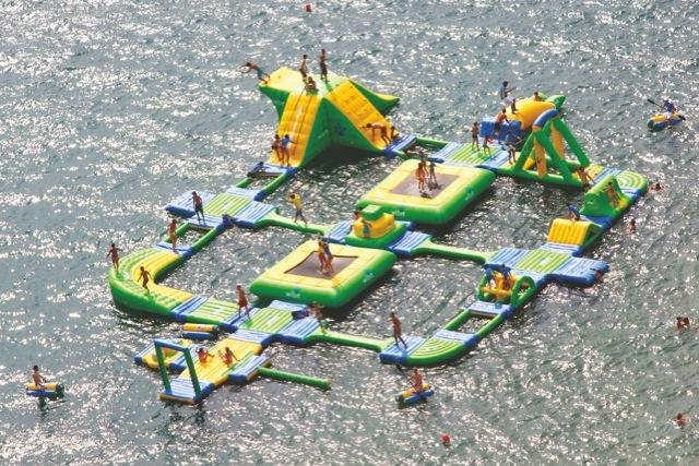Aqua park Jungle Island