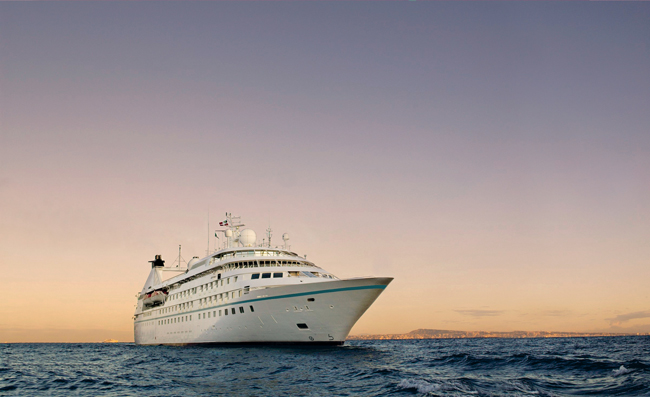 Guests can experience Private Events on Asian voyages.